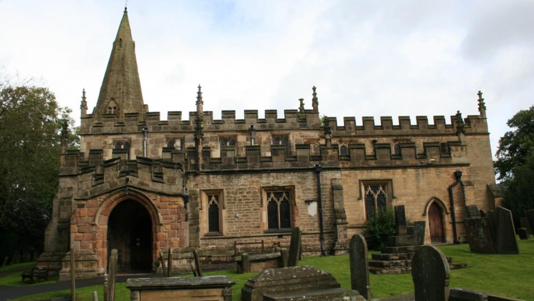 St Anne's Church Baslow