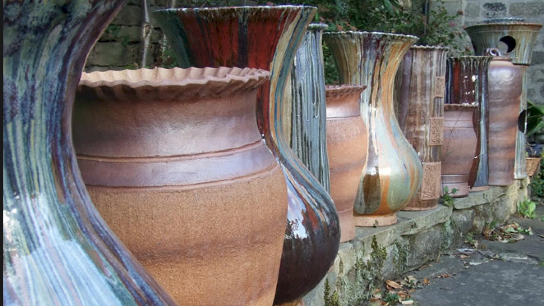Baslow Pottery Baslow