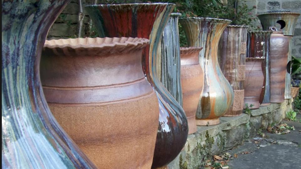 Baslow Pottery