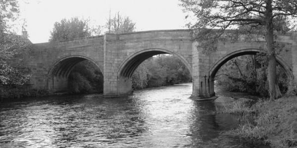 Medieval Bridge, Baslow