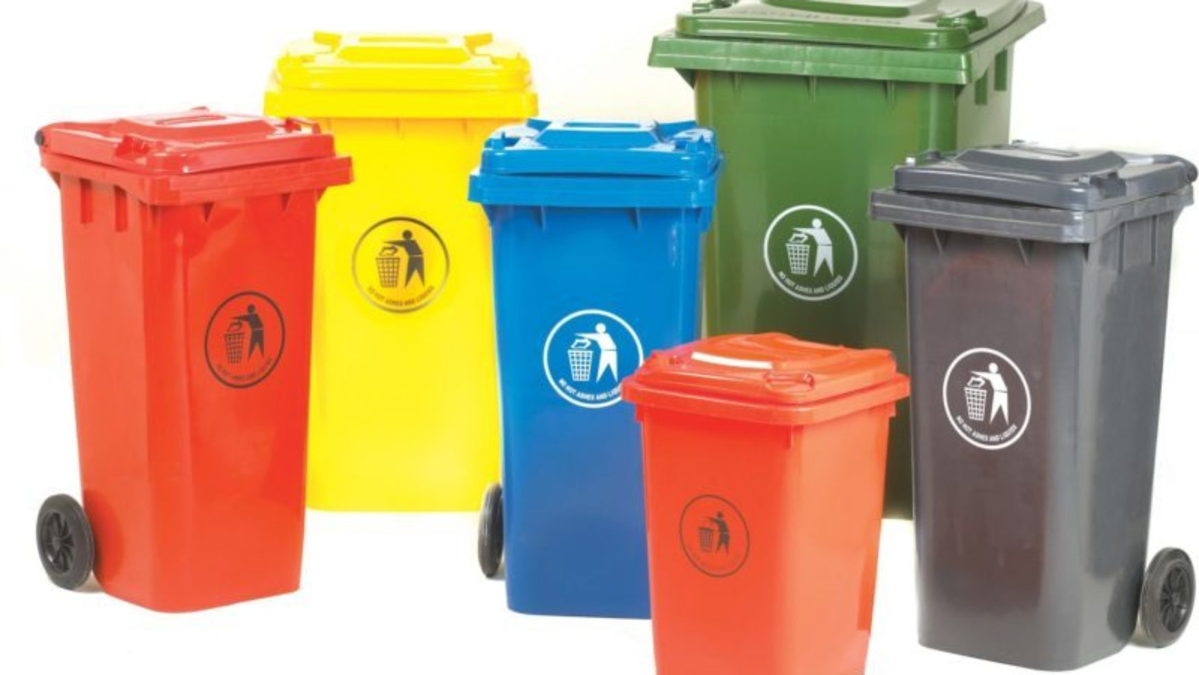 NEW CHARGES FOR REPLACEMENT BINS