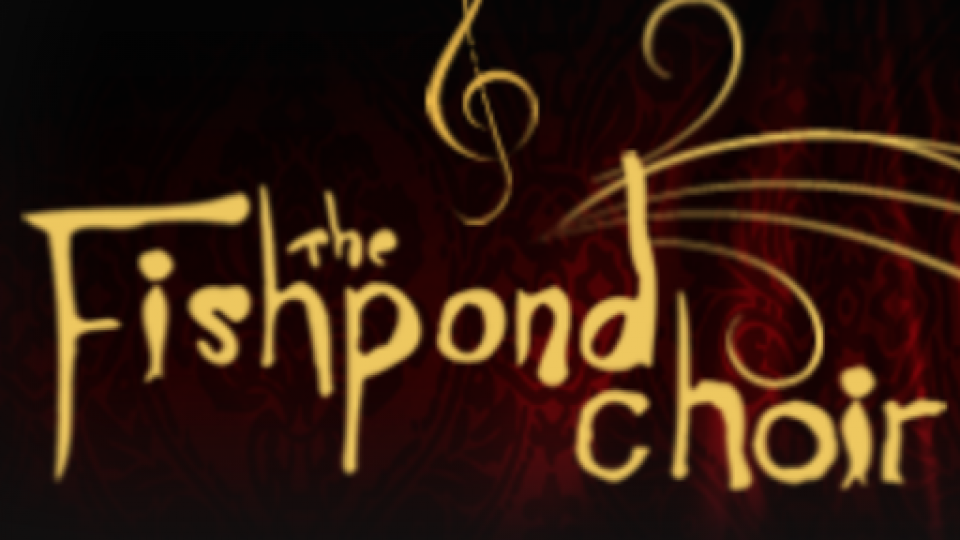 The Fishpond Choir in concert