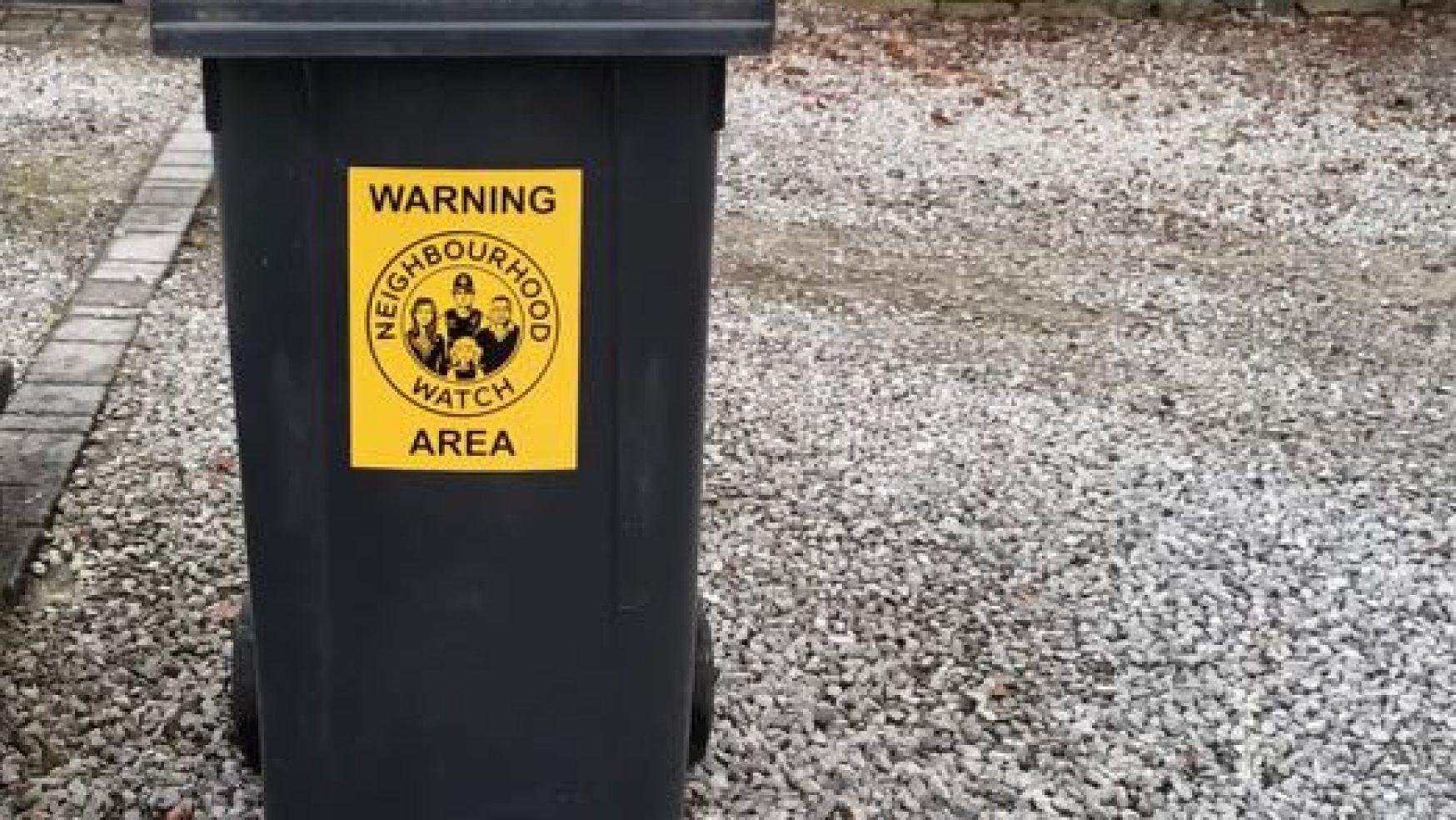A wheelie good deterrent