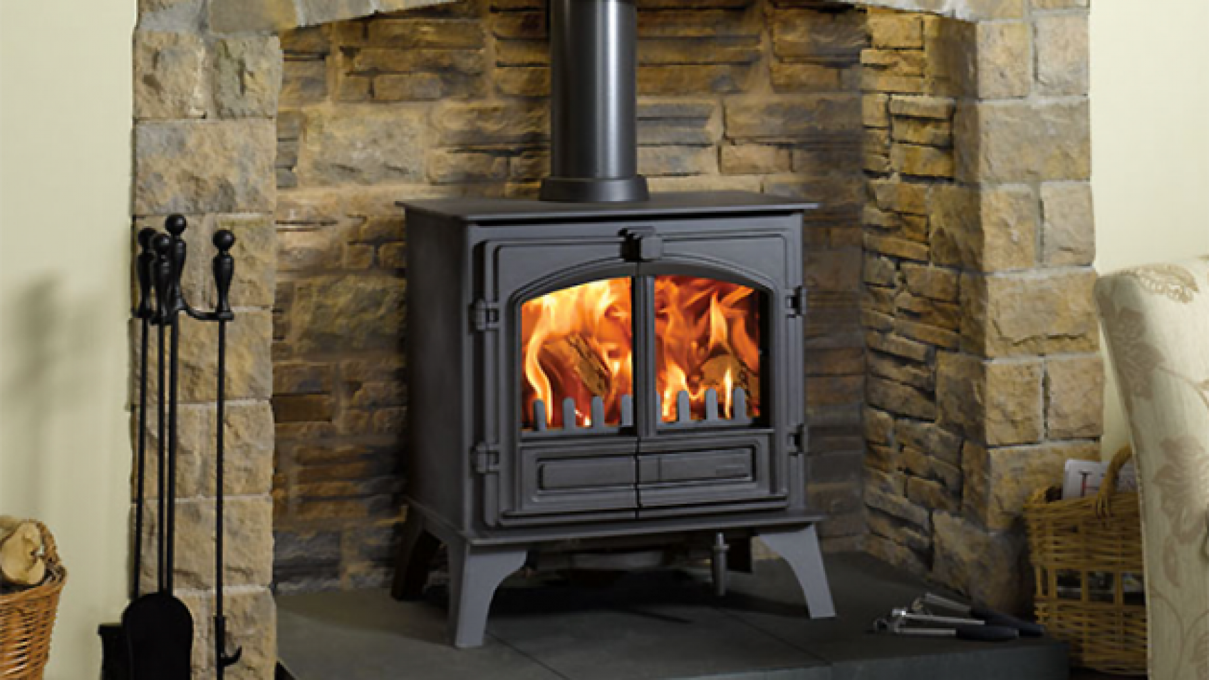 Stay Safe With Your Log Burner Or Open Fire Baslow