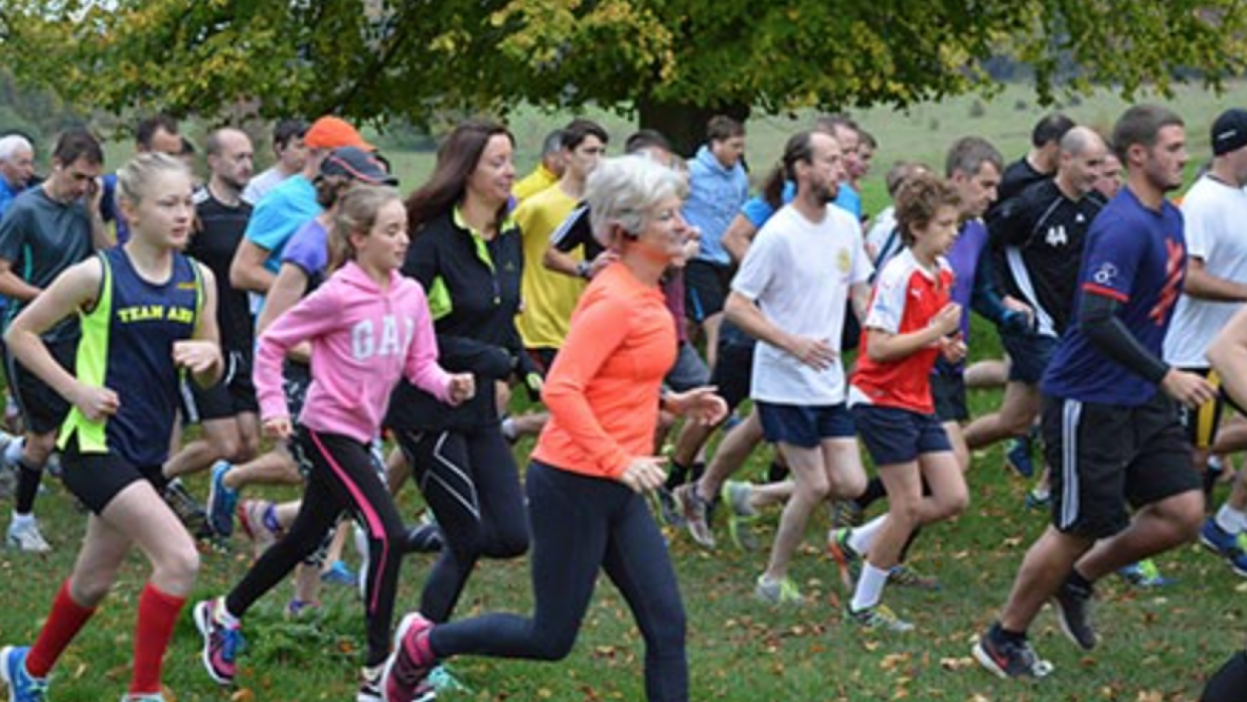 Parkrun launches in the Derbyshire Dales