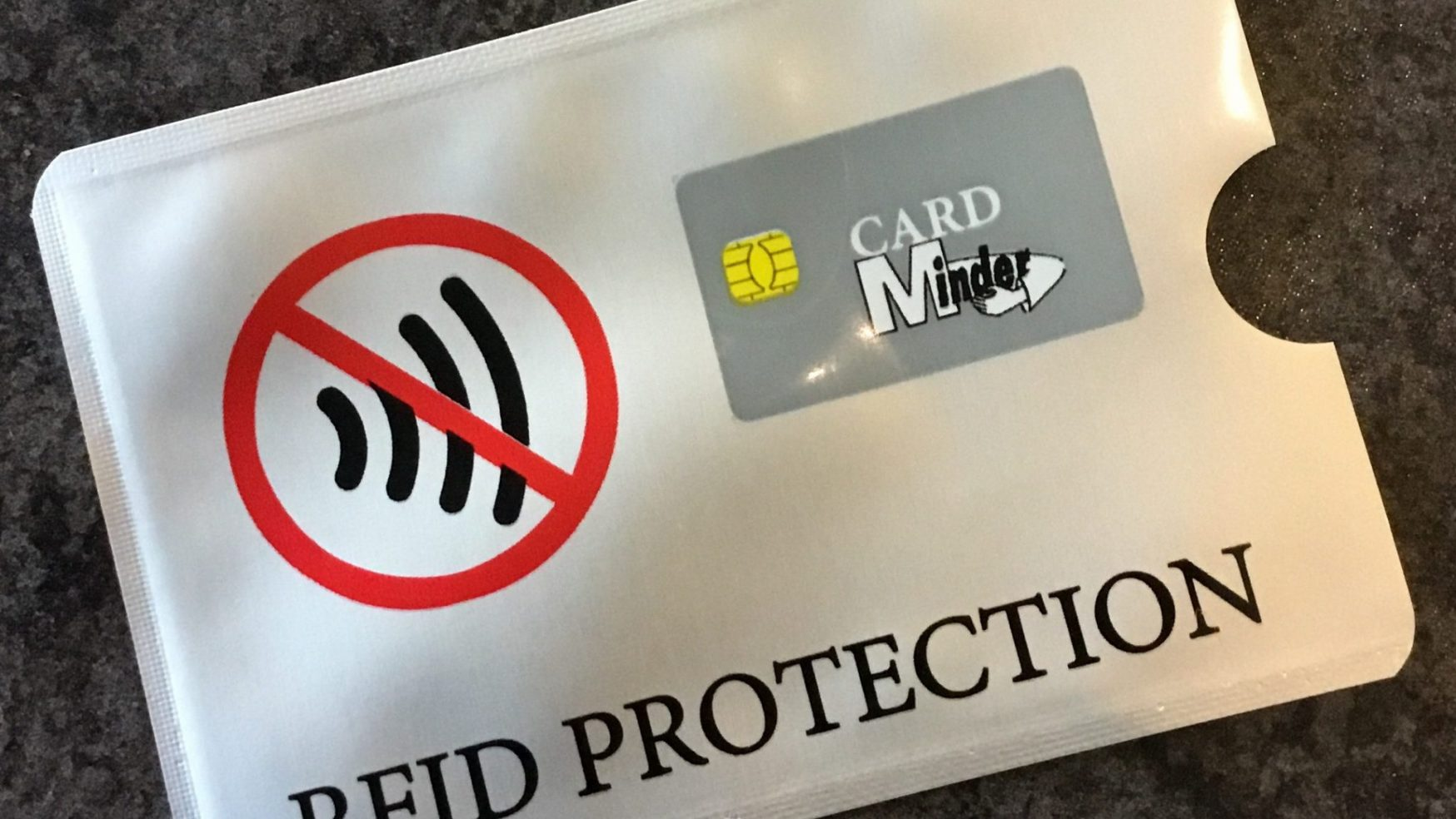 RFID Wallets: selling like hot cakes