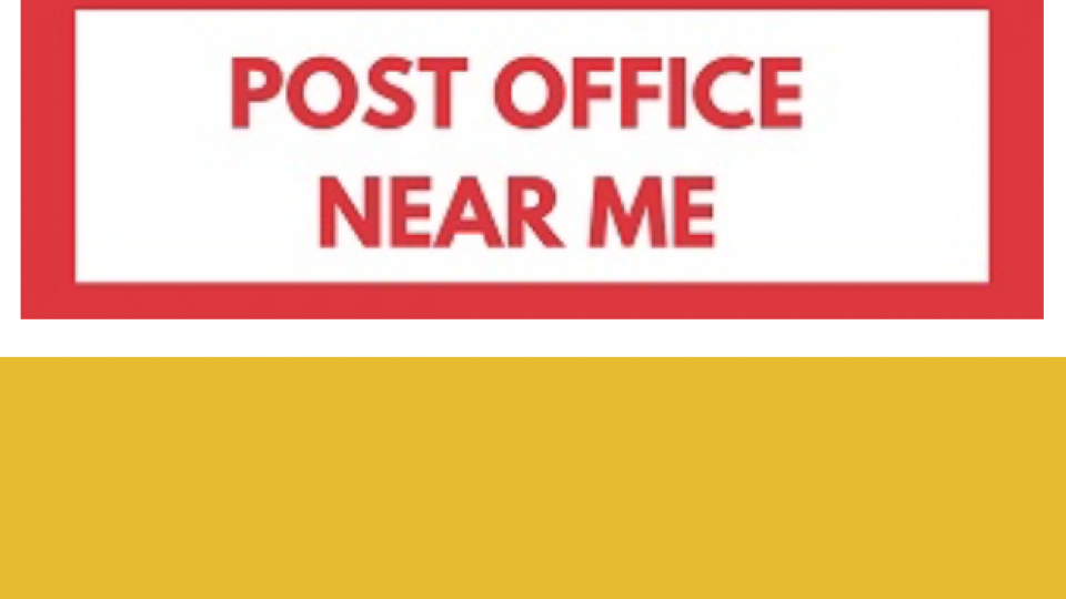 Post Offices Near Me