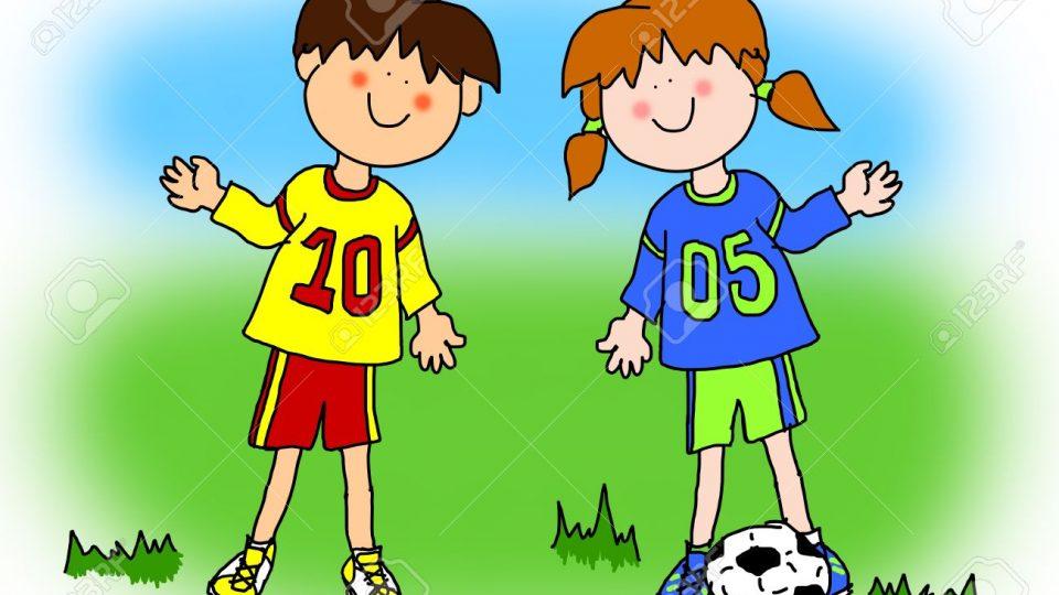 Saturday Morning Football on the Baslow Sports Field