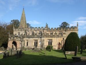 Baslow Church