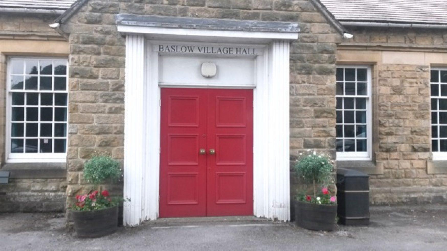 Baslow Village Hall
