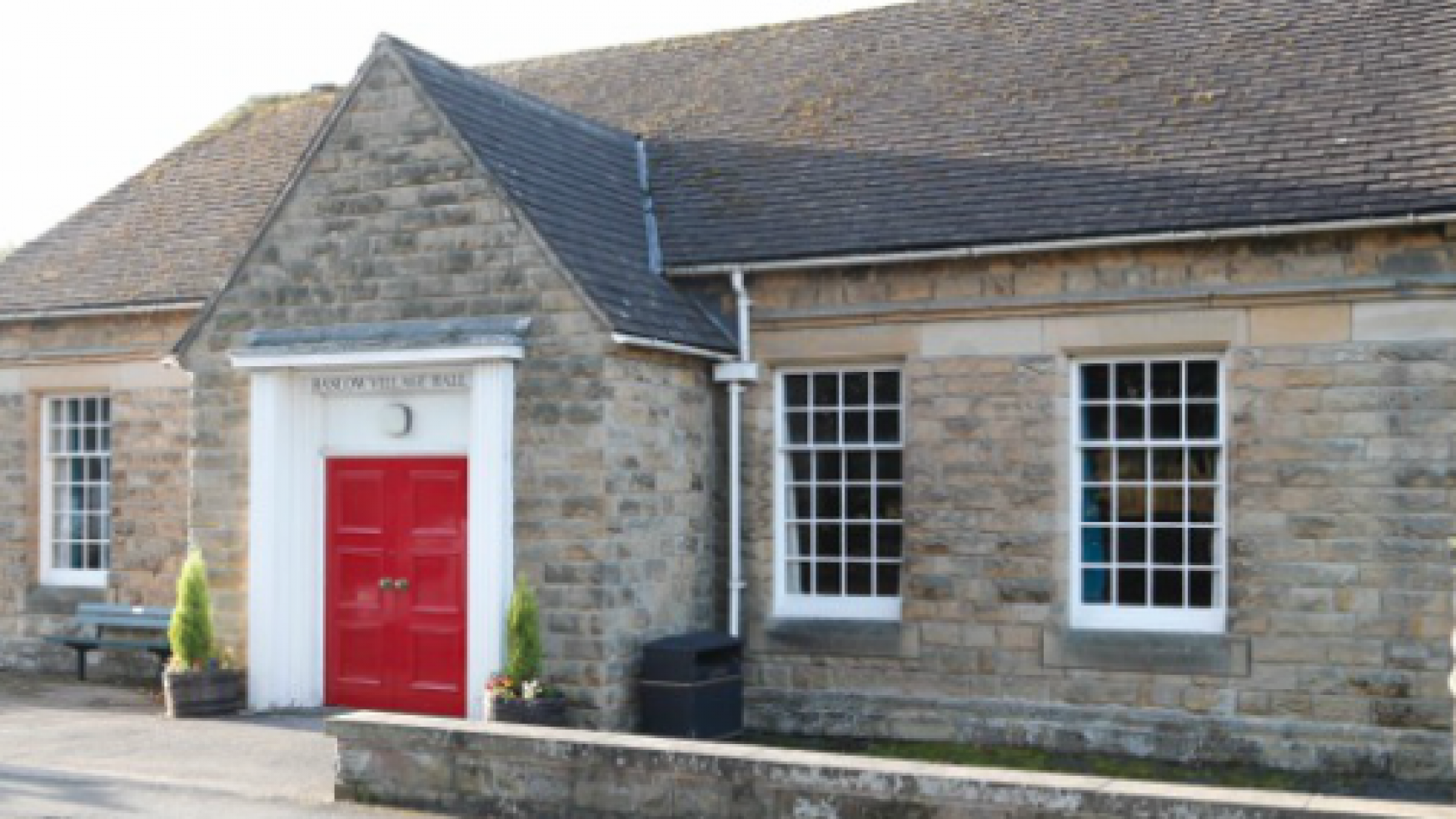 Your village hall needs you!