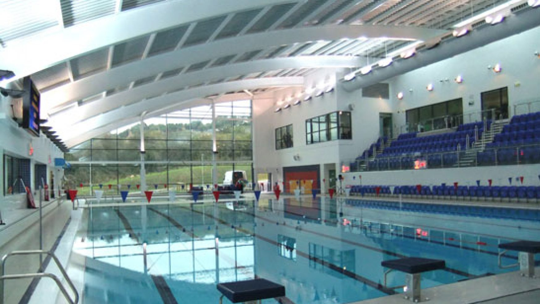 Derbyshire Dales District Council awards leisure contract to Freedom Leisure