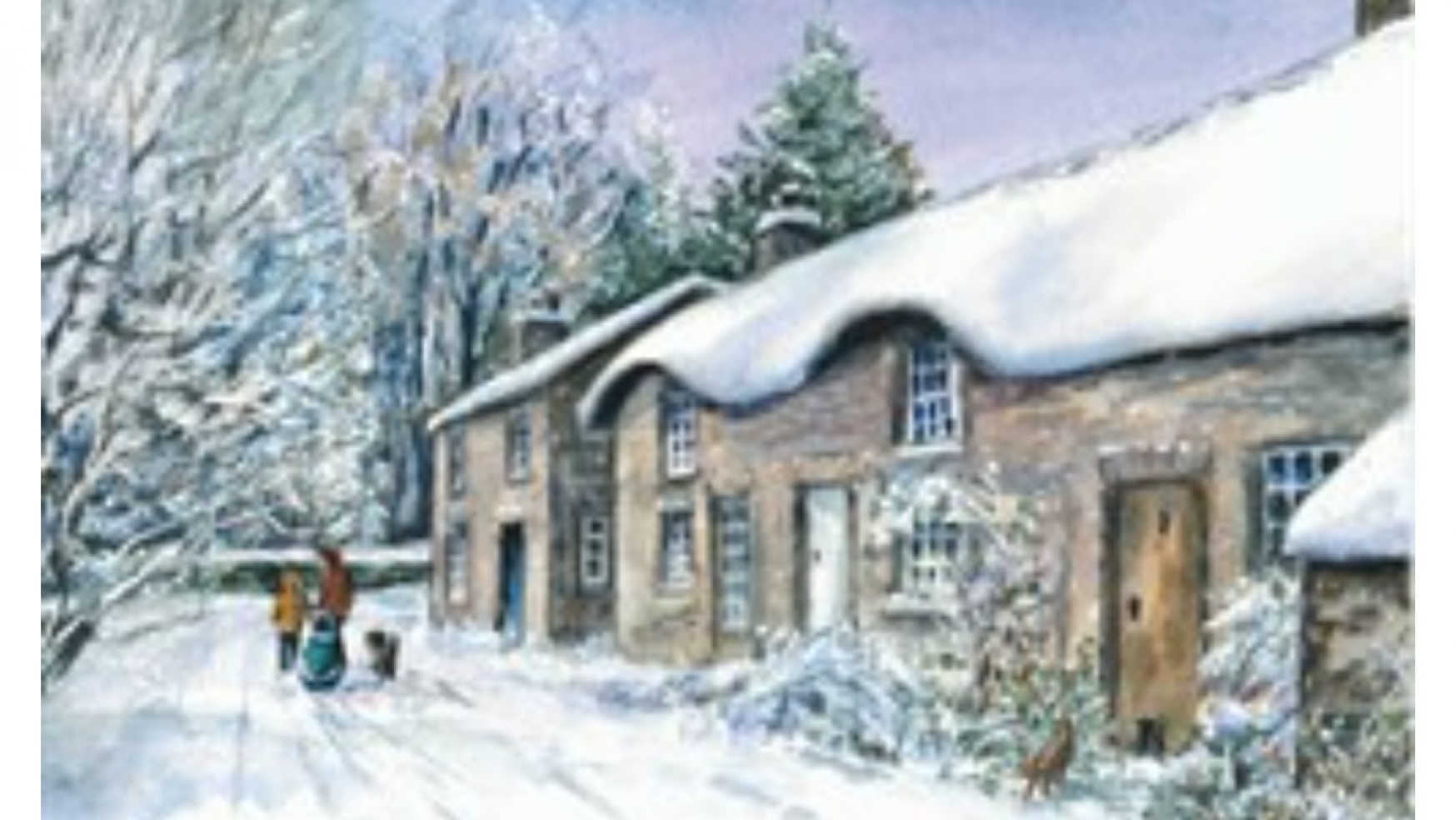 Bluebell Wood Children's Hospice Christmas Card Campaign