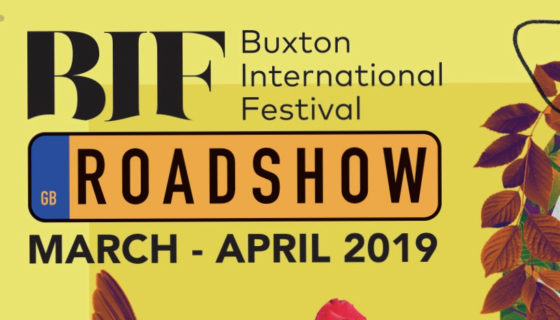 Buxton International Festival is coming to Baslow